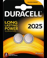 Duracell 2kpl Electonics 2025 nappiparisto