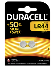 Duracell 2kpl Electonics LR44 nappiparisto