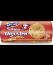 McVitie's Digestive 400g Original täysjyvävehnäkeksi