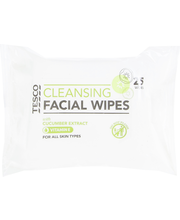 Cucumber Facial Wipes