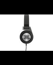 JBL E30BLK sankakuuloke, musta