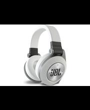 JBL E50BT sankakuuloke bluetoothilla, valkoinen