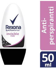 Rexona 50ml Clear Pure roll-on