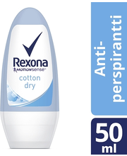 Rexona 50ml Cotton roll on
