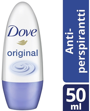 Dove 50ml Original roll-on deodorantti