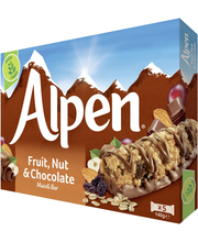 Alpen 5x29g maitosu he...