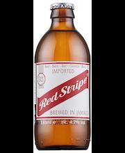Red Stripe Premium Jamaican Lager 4,7% 0,33 L