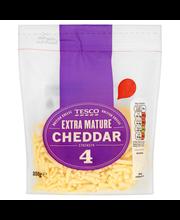 Extra mature juustoraaste