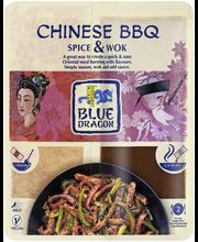 Blue Dragon 150g kiinalaistyylinen BBQ-makuinen wok-kastike ja mausteseos