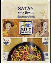Blue Dragon 150g maapähkinä wok-kastike ja mausteseos