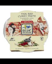 Blue Dragon 50g thai red curry paste punainen currytahna