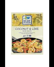 Coconut lime wok-kasti...