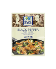 Black pepper wok-kasti...