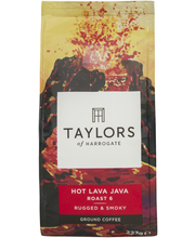 Hot Java Lava Tummapaahto