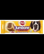 Pedigree Jumbone 210g Maxi sis. häränlihaa, täydennysrehua aikuisille koirille