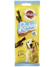 Pedigree Rodeo 70g här...