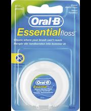 ORAL-B Essential Floss 50m hammaslanka
