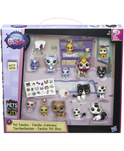 Littlest Pet Shop Pet Families pakkaus