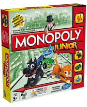 Monopoly junior new editi