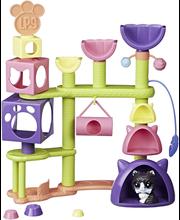 Cat hideaway playset