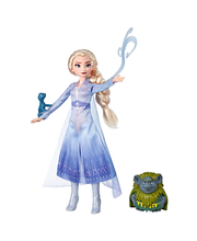 Frozen 2 Storytelling Fashion Doll & Accesory Assortment nukke, 28 cm