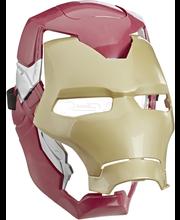 Avengers  Iron Man Flip FX Mask, Iron Man-naamio