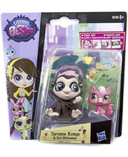 Littlest Pet Shop Pets Pawsabilities, erilaisia