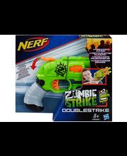 Nerf ZombieStrike Double Strike Blaster pehmonuoliase