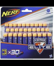 Nerf N-Strike vaahtomuovinuolet 30 kpl