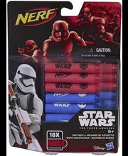 Nerf Star Wars vaahtomuovinuolia 18 kpl