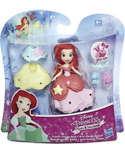 Disney Princess Small Doll & Fashion nukkevalikoima