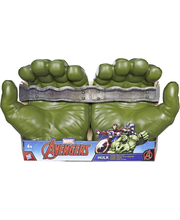 Avengers Hulk Gamma Grip Fists nyrkit