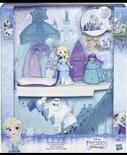 Disney Frozen Small Doll Playset setti