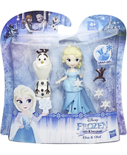 Disny Frozen Small Doll & Friends valikoima