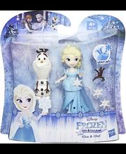 Disny Frozen Small Doll & Friends valikoima