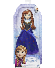Disney Frozen Anna Of Arendelle solid nukke