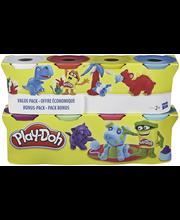 Play-Doh muovailumassapakkaus, 8 kpl
