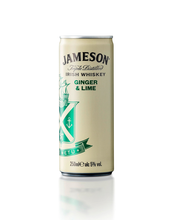 Jameson Ginger&Lime 5%...