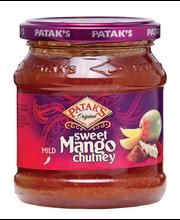 Patak's 340g Mango Chutney mangohilloke