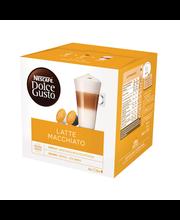 Nescafé Dolce Gusto 16kaps/194,4g Latte Macchiato kahvikapseli