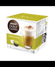 Nescafé Dolce Gusto 16kaps/200g Cappuccino maitokahvikapseli