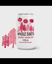 Whole Earth luomu hiilihapotettu colajuoma 330ml