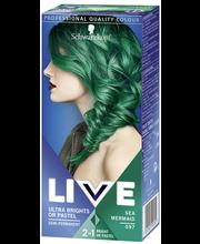 Schwarzkopf LIVE Ultra Brights 97 Sea Mermaid hiusväri