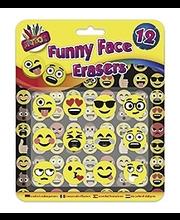 Funny face pyyhekumeja 12