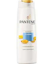 Pantene 250ml Classic Care Shampoo