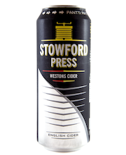 Stowford Press Traditional English Dry Cider 4,5% 24x0,5l tlk
