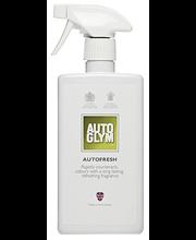 Autofresh -raikasta tuoksua