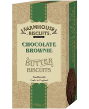 Chocolate brownie bisc...
