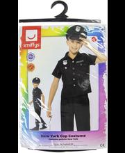 Nyc poliisi rooliasu