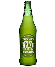 Thatchers Somerset Haze Cloudy 4,5% 0,5l siideripullo